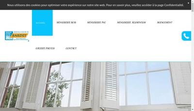 Site internet de Bardet-Laurent
