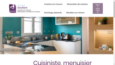 Site internet de Atelier Douillard