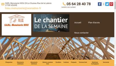 Site internet de Le Cluzeau