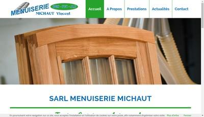 Site internet de Michaut Vincent