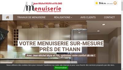 Site internet de SAS Jean Michel Mura et Fils