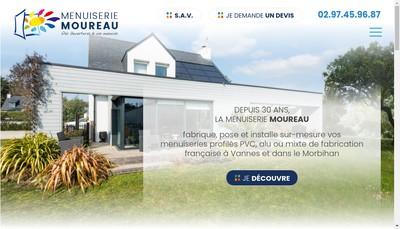 Site internet de Etablissement Moureau