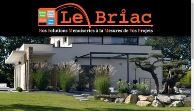 Site internet de Le Briac