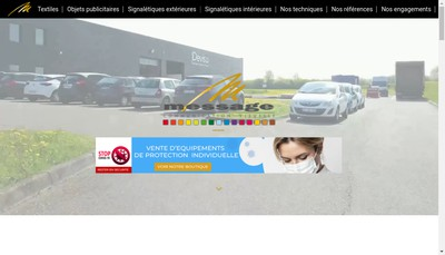 Site internet de Message