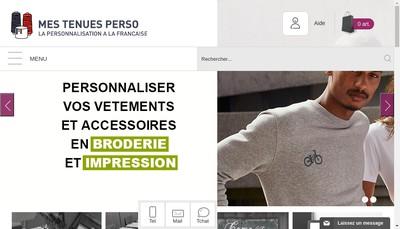 Site internet de Mestenuesperso