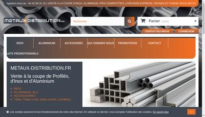Site internet de Azurinox