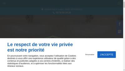 Site internet de Martin Freres Plomberie Chauffage