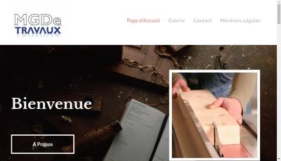 Site internet de Mgde-Travaux