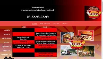 Site internet de Meglaconcept