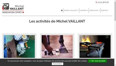 Site internet de CPG Image Innee