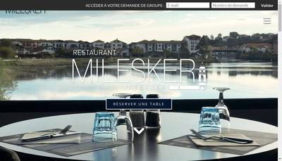 Site internet de Milesker