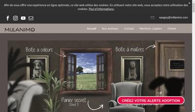 Site internet de Mill'Animo