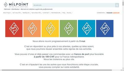 Site internet de Cbf International