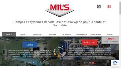 Site internet de Mil'S