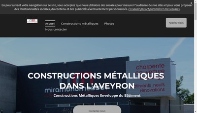 Site internet de Miramond-Massol