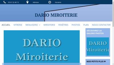 Site internet de Dario Ed