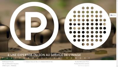Site internet de Miroslav Pilon