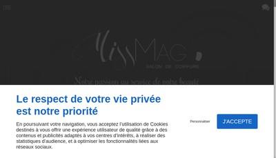 Site internet de Miss Mag
