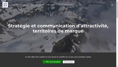 Site internet de Marynower Mercier Agence Partenaire - Mmap