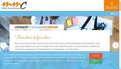 Site internet de Neo Consultants
