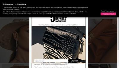 Site internet de Moa