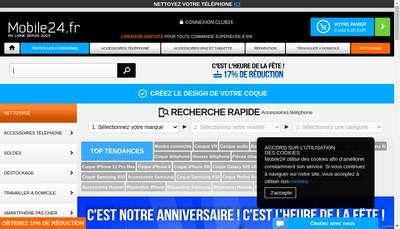 Site internet de Mtp France
