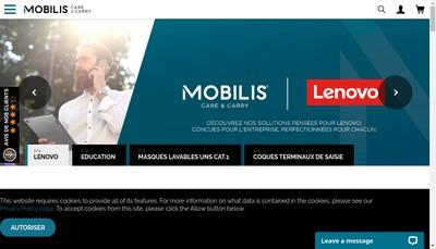 Site internet de Anse Lazio
