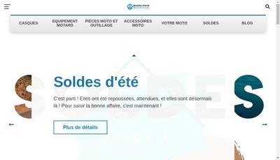 Site internet de Modification Motorcycles