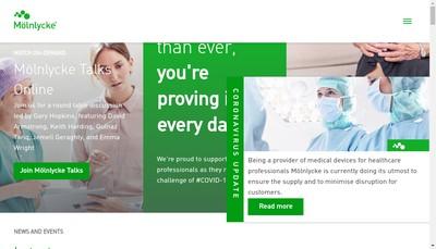 Site internet de Pharmaset