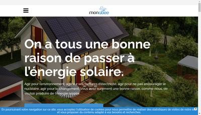 Site internet de Monabee