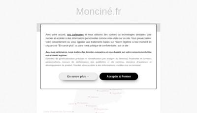 Site internet de Com'un Ecran