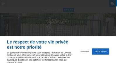Site internet de SARL Monier Freres