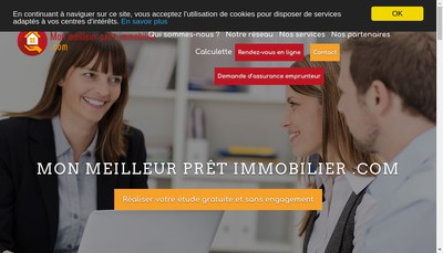 Site internet de Mmpi Lyon