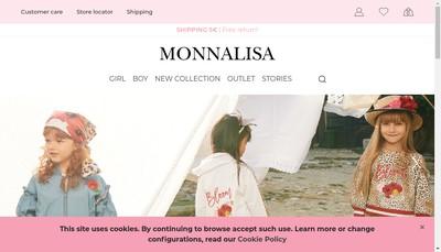 Site internet de Monna Lisa