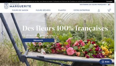 Site internet de Monsieur Marguerite