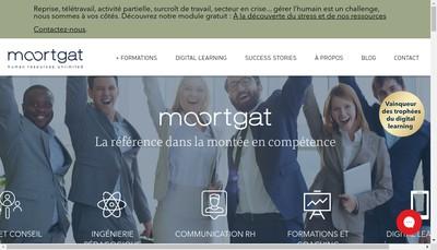 Site internet de Moortgat