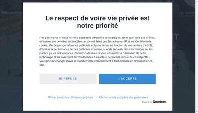 Site internet de Mouratoglou International School