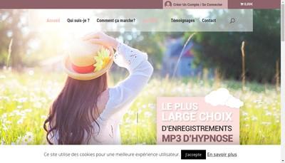 Site internet de Camille Griselin