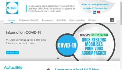 Site internet de Miserey Regnault Nettoyage