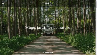 Site internet de Mugo Paysage