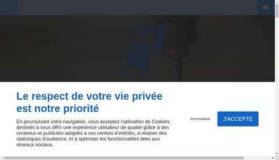 Site internet de Multi Mecanique du Linkling