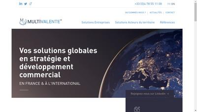 Site internet de Conseils Mv