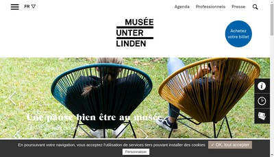 Site internet de Musee d'Unterlinden