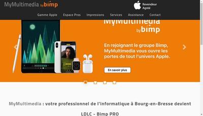 Site internet de Ldlc - Bimp Pro