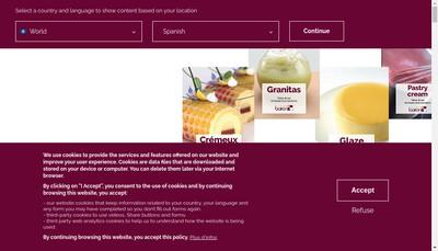 Site internet de Boiron Freres