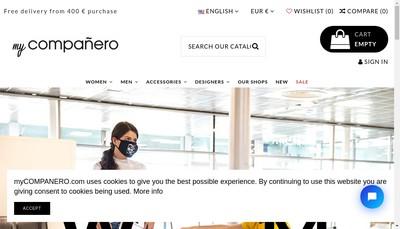 Site internet de Companero