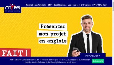 Site internet de Myes Lyon