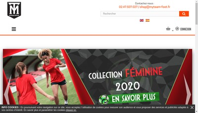Site internet de Soir de Match