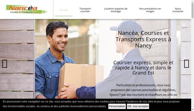 Site internet de Coliscoot'