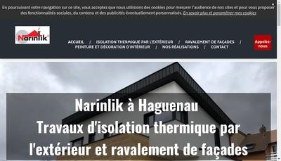 Site internet de Narinlik